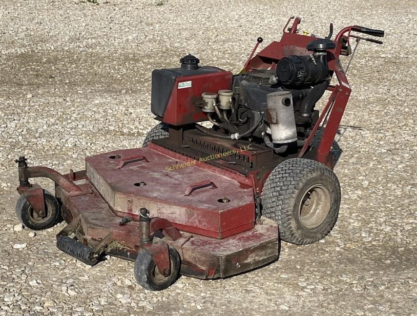 Ferris DDSKAV23 walk behind mower