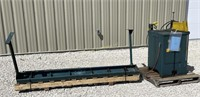Whirlwind model 219 cut off saw
