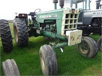 Oliver 1750 Diesel Turbo Tractor