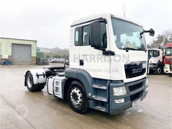 2014 MAN TGS 18.440 at TruckLocator.ie
