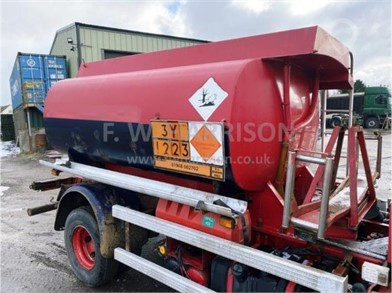1997 ROAD TANKERS NORTHERN 5,000 LITRE TANK at TruckLocator.ie
