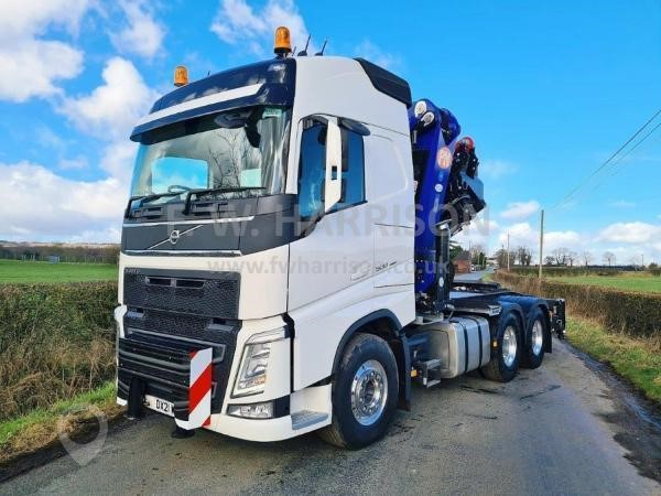 2021 VOLVO FH500 at TruckLocator.ie