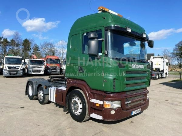 2009 SCANIA R440 at TruckLocator.ie