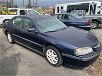 2001 Chevy Impala - 66K miles