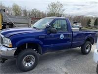 Burlington County NJ Surplus Vehicle & Equipment Auction 5/9
