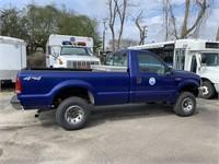 2003 Ford F250 XLT 4X4