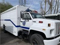 1992 GMC Topkick Beverage Truck