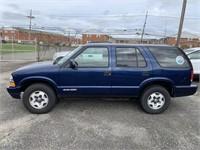 2005 Chevy S-10 Blazer 4X4