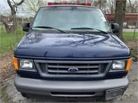 2007 Ford E150 Passenger Van