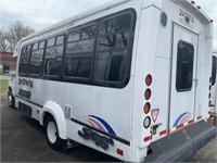 2009 Ford E450 Bus (Not running)