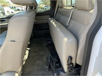 2010 Ford F150 4x4