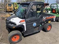 Bobcat 3650 4x4 Hydrostat All Terrain Vehicle