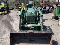 John Deere 955 Tractor w/Loader