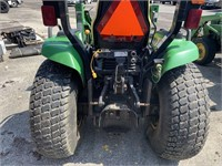 John Deere EZ Hydro w/420 Loader Bucket 4x4