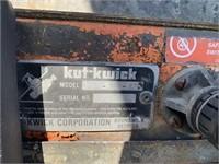 Kut-kwick Industrial Mower