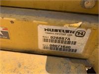 """Hustler XZR 60"""" Zero Turn Mower"""