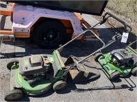 John Deere Push Mower Self Propelled JX85