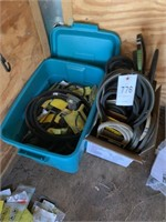 (2) Containers full of NEW John Deere belts