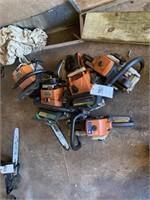5 - Stihl Chainsaws