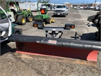Western Snow Plow 7ft Ultra Finish