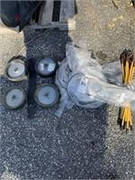 New Mower Parts