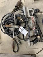 Air Tools and Porta Power Band Saw