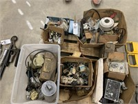 Air Valves, Misc. Parts and Accessories