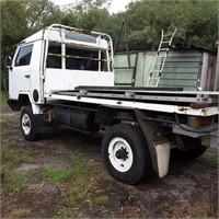 OKA 4 x 4 Single Cab Truck