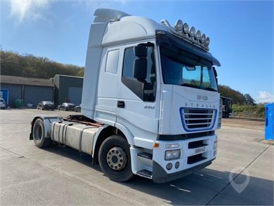 2004 IVECO STRALIS 540 at TruckLocator.ie