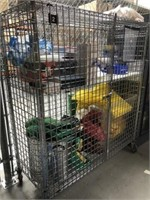 Contents of Cage