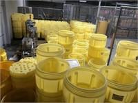 Poly-Overpack Barrels