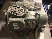 Valves, Pumps, Motors