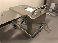 Platform Lifting Cart