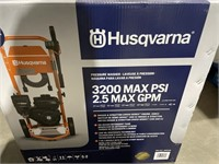 Husqvarna 3200 PSI Gas Pressure Washer