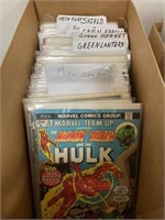 May 2021 COMIC BOOK Auction