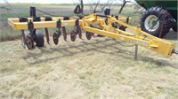 """""""The Mulcher""""  8 Row Ripper w/ coulters"""