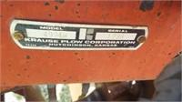 30' Krause 4994W Tandem Disk