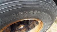 1979 Chevy C70 Scottsdale Grain Truck