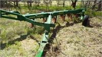John Deere 6 Bottom Mow Board Plow