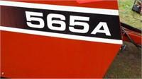 Hesston 565A 5' Baler