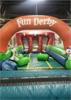 Amusement Games & Inflatables: Giant, Medium & Small - 04/27