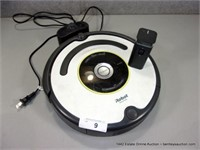 IROBOT ROOMBA RECHARGEABLE SMALL ROBOT VACUUM