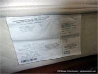 TIEBACK: 3-PIECE BURLED OAK ASPEN HOME BEDROOM SET