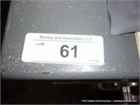 MOSLER METAL SECURITY 2-DRAWER FILE SAFE, #325, NE