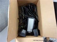 LOT: DELL LCD MONITOR W/ KEYBOARD, SPEAKERS & AC A