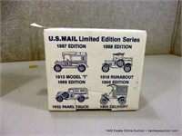 ERTL 1905 UNITED STATES MAIL COIN BANK REPLICA