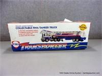 EPI TOYS COLLECTABLE FINA TRANSPORTER TOY TANKER T