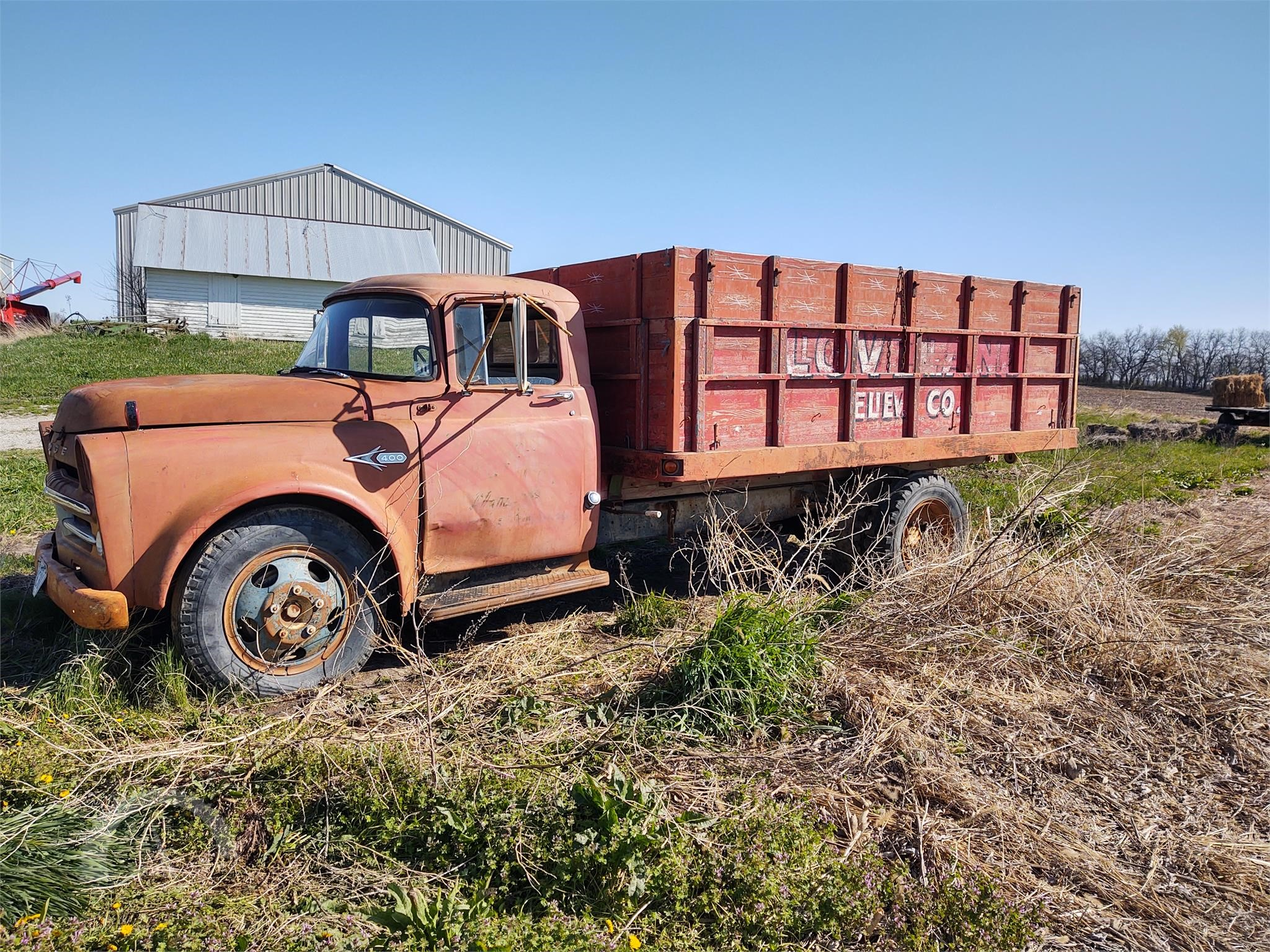 old dodge grain trucks for sale DODGE Farm Trucks / Grain Trucks Auction Results - 2 Listings