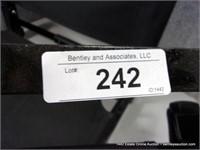 LOT (2): QUICK FOLD STADIUM SEATS, NEED REPAIRS -