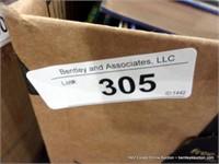 BOX: ASSORTED AUTOMOTIVE REPAIR MANUALS & NOVELS